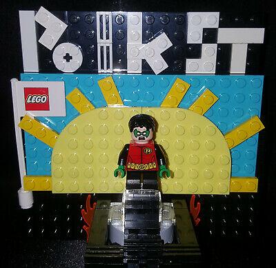Lego Robin from Set 76013 Batman The Joker Steam Roller Super Hereos NEW sh091