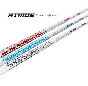 Fujikura Atmos Tour Spec Black 6S No 3 Fairway Wood Shaft - Choose Adapter