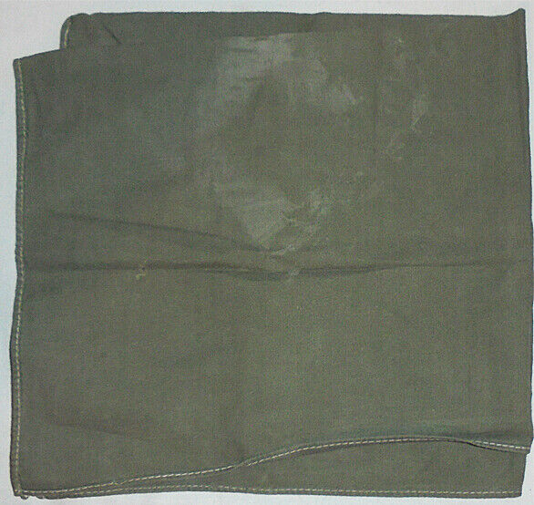 -WWII- 1940's -US Marine Corps- Vintage USMC Military Uniform Handkerchief/Hanky