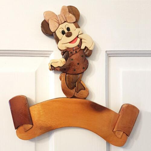 Disney Personalised Handmade Childrens Wooden Door Plaque Bedroom Door Sign