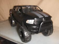 Toy Jada Dub 1:24 2014 Ram 1500 Off Road Truck   Black