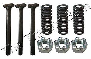 John-Deere-A-AO-AR-Clutch-Operating-T-Bolt-Adjusting-Nut-amp-Spring-Kit-A135R