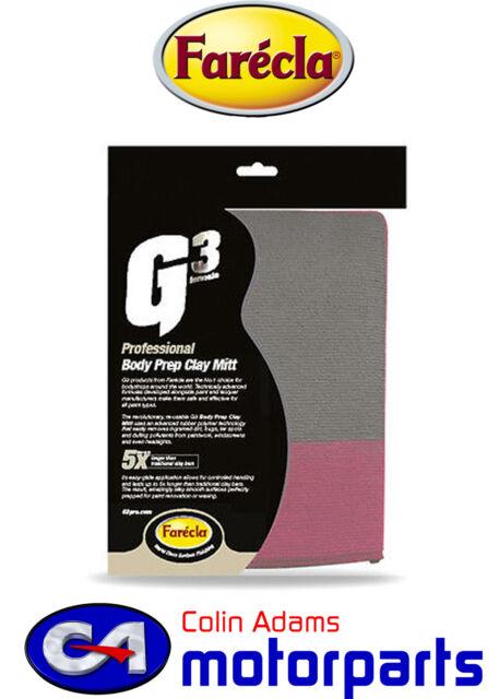 Farecla G3 Formula Body Prep Clay Mitt - bodywork - detailing