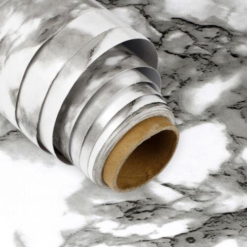 Marbre autocollante papier peint Granite Countertop Vinyle Autocollants muraux cuisine