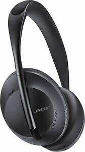 Bose 700 Black Noise Cancelling Wireless Bluetooth Headphones AR Sound Beats
