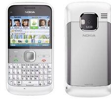 New Housing Body Panel For Nokia E5 - White Color