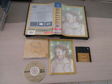 >PSYCHIC DETECTIVE SERIES VOL.6-2 SOLITUDE FM TOWNS MARTY JAPAN COMPLETE IN BOX<