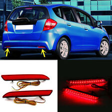 For Honda Fit Jazz 2011-13 Brake Light Rear Fog Lamp Rear Bumper Lights Backup