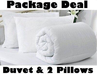 Winter Blanket Warm Sleeping Quilt 4.5 10.5 13.5 Tog Single Double Super