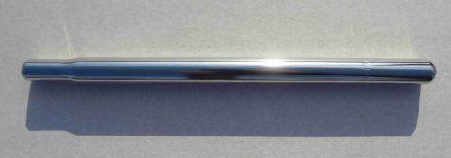Sattelstütze 25,4 verzinkt 330 mm