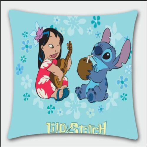 Cute Stitch Lilo Oreiller cushon doux cadeau de Noël