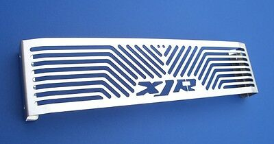 Yamaha XJR 1200 Edelstahl Kühlerabdeckung Ölkühlerabdeckung RoMatech