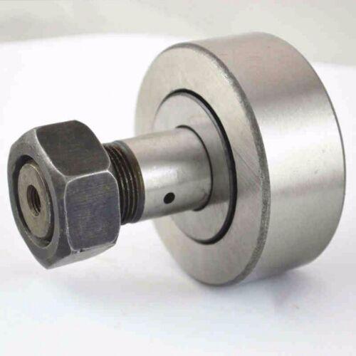 Guía De Perno 1Pcs KR22//CF10 22 mm Rueda Rodamiento de rodillos pista Leva Seguidor de aguja