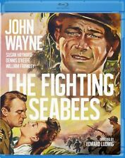 THE FIGHTING SEABEES  (1944 John Wayne) Region A - BLU RAY - Sealed