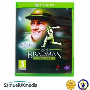Don-Bradman-Cricket-Xbox-One-GREAT-CONDITION