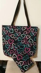 COLORFUL-OPEN-HEARTS-PRINT-PURSE-TOTE-WITH-MATCHING-POUCH