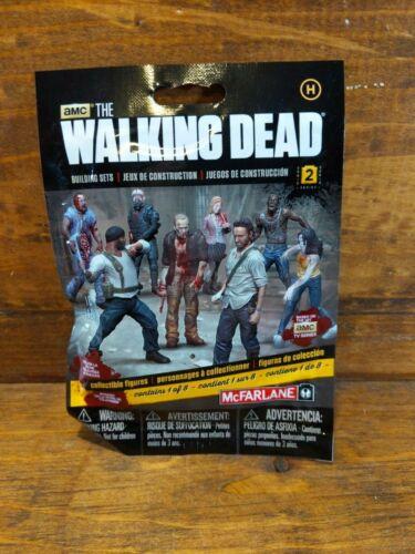 McFarlane Toys AMC Walking Dead aveugles Sac Building Set Series 2 Human