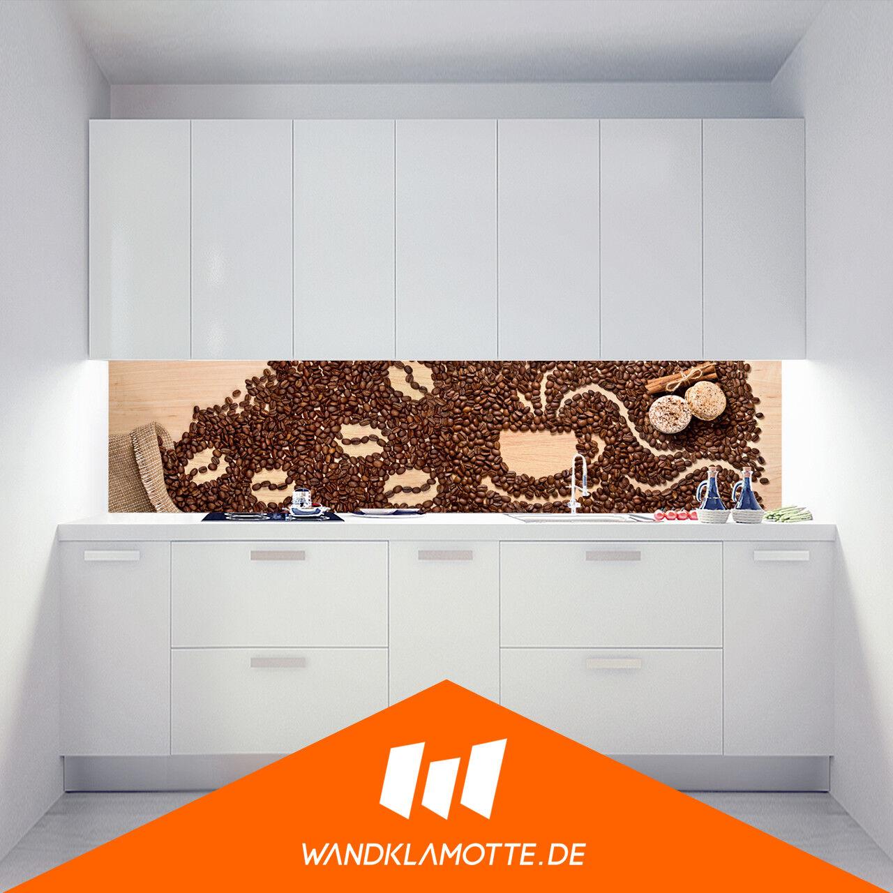 Étagère Murale Cuisine Acrylique Cuisinière Couvercle Anti-éclaboussures Café