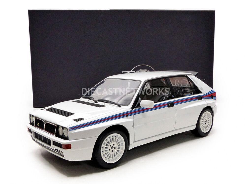 Top Marques 1987 Lancia Delta Integrale Evolution MARTINI 5 1 12 Scale LE of 500