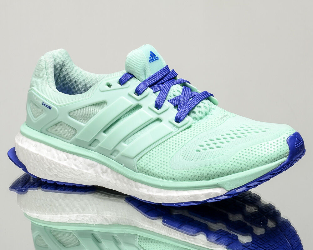 Adidas WMNS Energy Boost ESM women running shoes mint Last size 8,5 US S83147