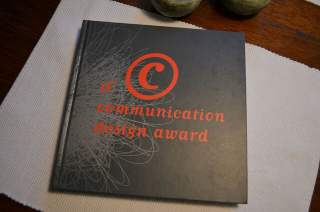 iF communication design award 2004 +++LOOK+++