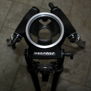 O'connor 55M Aluminum Tripod Legs with 100mm Bowl - Gorgeous