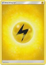 20X Lightning Basic Energy -Sun and Moon Base Set- -NM- Pokemon 2017 Electric