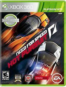 Need For Speed: Hot Pursuit For Xbox 360 Racing