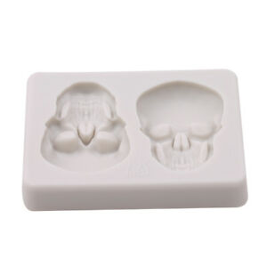 Fondant-Skull-Silicone-Mold-Pastry-Making-Cake-Decorating-Tools-Baking-Mould-MA