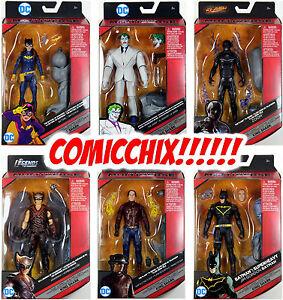 DC-Multi-Univers-6-034-WAVE-5-Action-Figure-Set-les-chauves-souris-Joker-Zoom-amp-KING-SHARK
