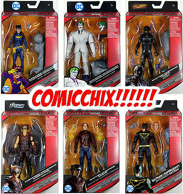 DC Flash TV Series Multiverse King Shark Series Zoom Action Figure
