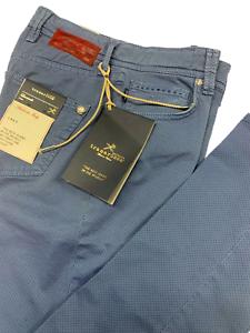 Sartoria-Tramarossa-LEONARDO-G061-jeans-pantalone-NUOVO-SALDI-LISTINO-200