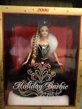 2006 Bob Mackie Holiday Barbie Doll NRFB MIB