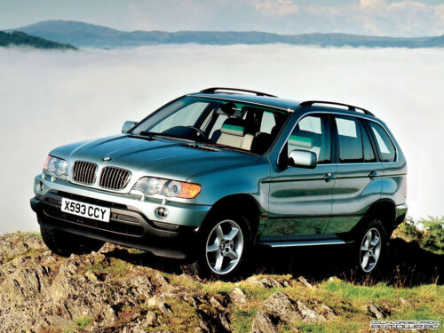 Read BMW X5 E53 Owners Users Manual 1996-2006