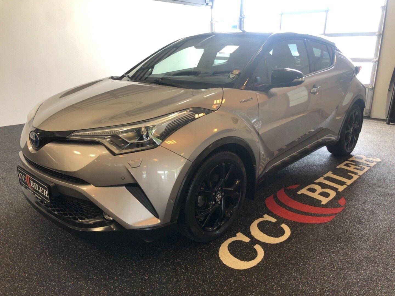 Toyota C-HR 1,8 Hybrid First Edition CVT 5d - 219.900 kr.