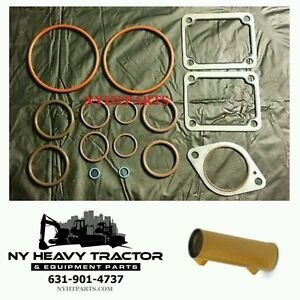 Details about 1891814 Oil Cooler Kit New Replacement for Caterpillar C15  6NZ 1330125 7C3039