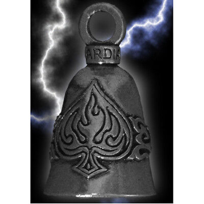 TRIBAL SPADE   Guardian® Bell Motorcycle - Harley Accessory - NEW HD gremlin