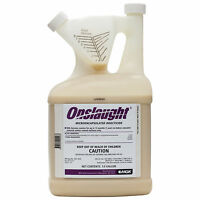 Onslaught Insecticide 1gl Bed Bugs Cockroaches Stink Bugs Fleas Ticks Not For:ny