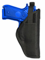 Barsony Owb Gun Concealment Belt Holster For Kimber, Llama Full Size 9mm 40 45