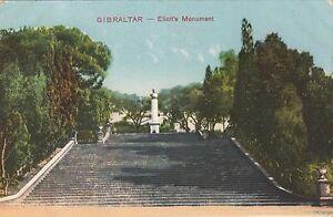 Gibraltar-Eliott-039-s-Monument