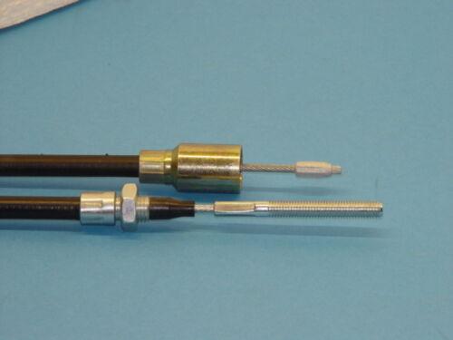 Câble de Frein Bowden Original Knott aussi Nieper avec Cloche H830 mm S1040 MM