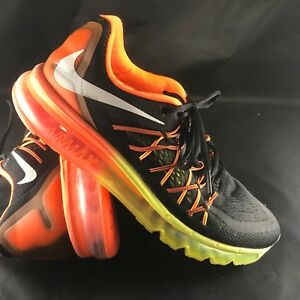 d9a47b59d945 Nike Air Max 2015 Black Hyper Crimson 698902 004 OFF WHITE REACT ...
