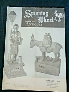 Spinning-Wheel-1960-Cigar-Cutters-Pennsylvania-Pewter-Confederate-Buttons-Index