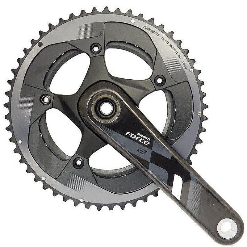SRAM Force 22 GXP 11sp Crankset Road Cycling - 172.5 34 50 - 2013 -