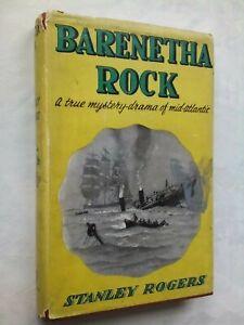STANLEY-ROGERS-BARENETHA-ROCK-1ST-UK-H-B-D-J-1957-ILLS-PHOTOS