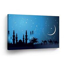 Decor Poster.Home interior design.Room wall print.Arabian oryx.Wildlife art.6807