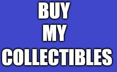Buy My Collectibles