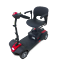 "thumbnail 1 - EV Rider MiniRider Lite Electric Mobility Scooter 4 Wheel ""Travel Scooter"" - Red"