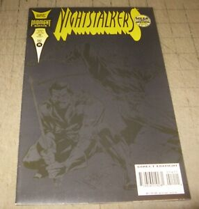 Midnight Sons #14 NIGHTSTALKERS (1993) VF Condition Comic - Siege of Darkness #1
