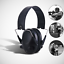 Tactical Electronic Noise Cancel Hearing Ear Muffs F Shooting Hearing Protection